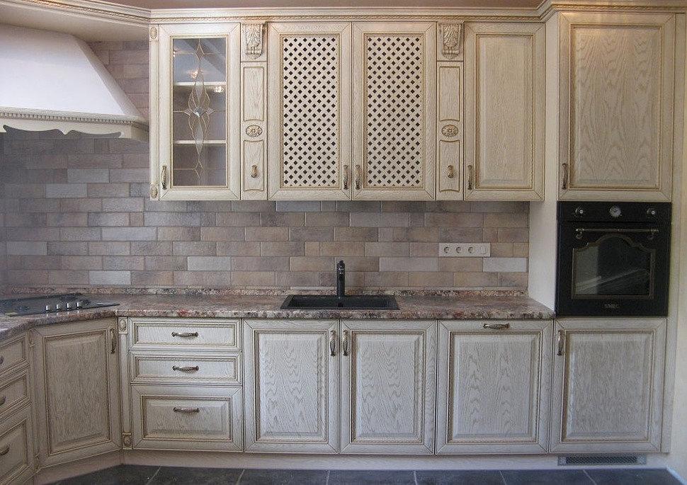 мебель кухни цвета кедр фото была многодетной восемь
